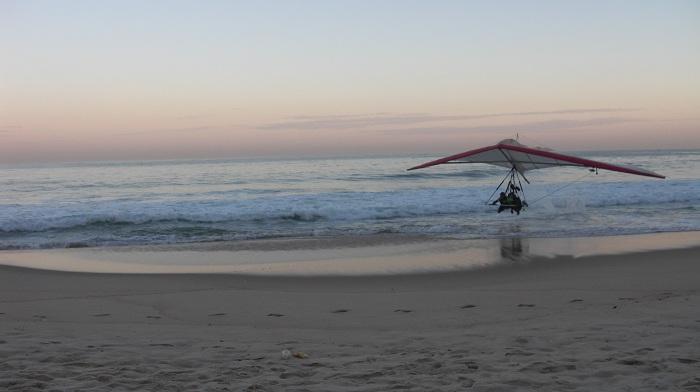 Hang Gliding Outer Banks