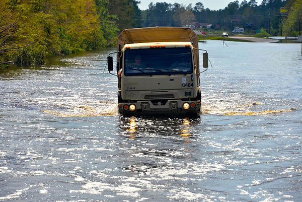 North Carolina Leaders Call for Flood-Ready Infrastructure